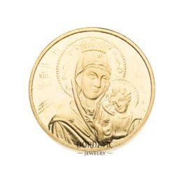 dukat zlatnik Bogorodica