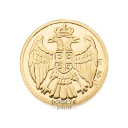 dukat zlatnik grb nemanjića zlatni dukat beograd