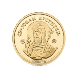 dukat zlatnik sv Jovan